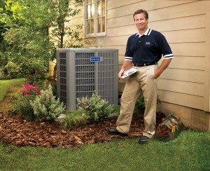 Norfolk Air residential AC repair and installation services.