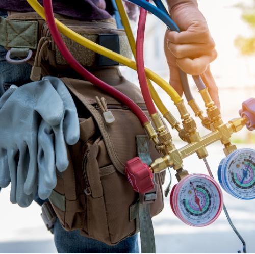 HVAC Maintenance Repair Tools