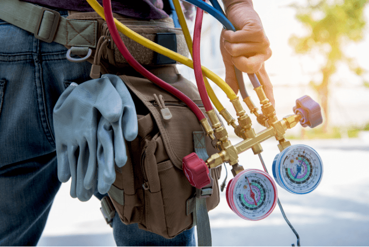 HVAC Maintenance Repair Tools